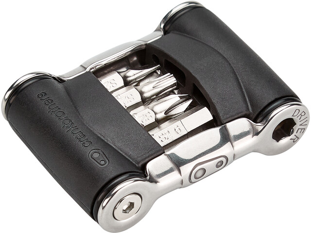 Crankbrothers B-8 Outil multifonction, black/silver